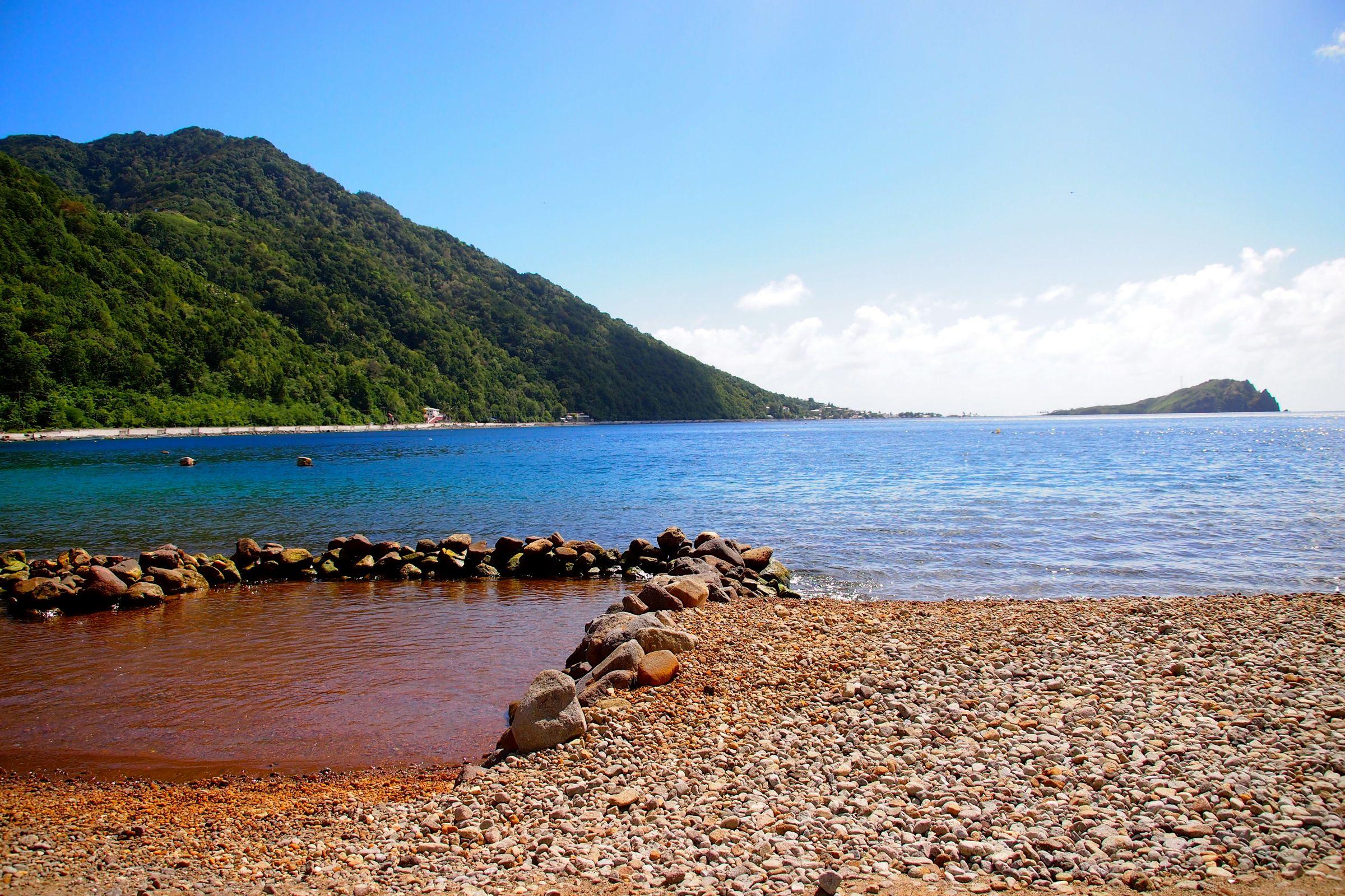 Uncommon Attraction Bubble Beach Spa Dominica Dominica