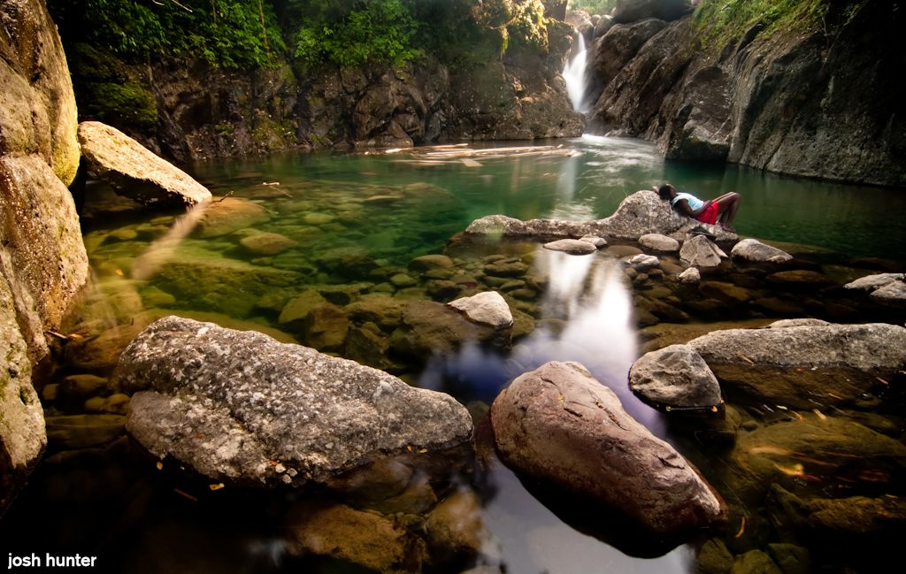 Taking Five Up-River in Jamaica: Wish You Were Here