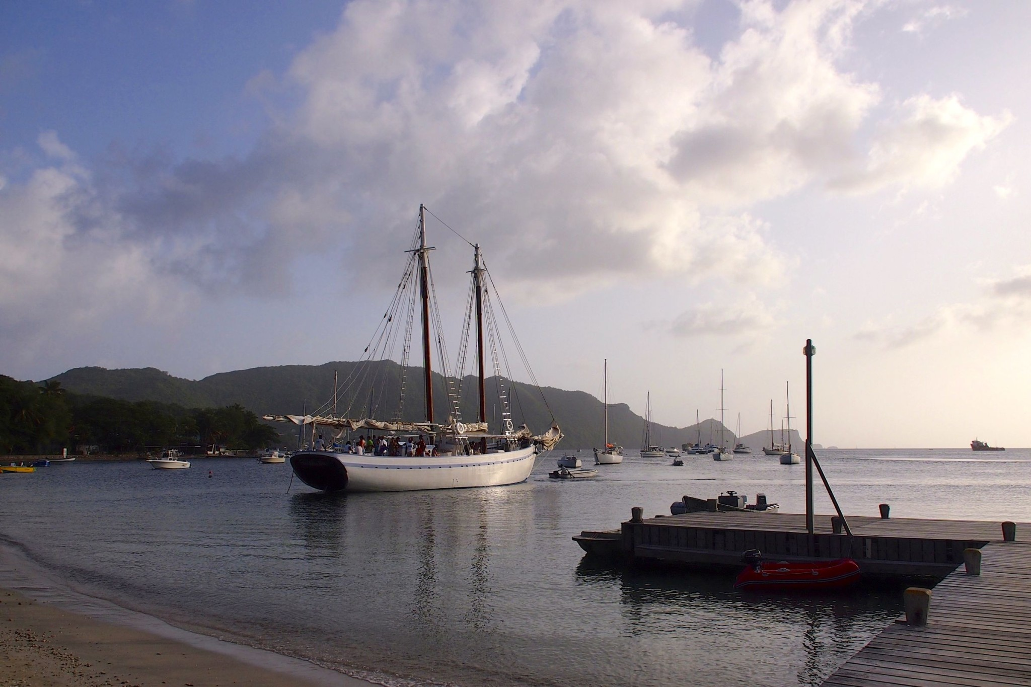 Sail Through Bequia's History Aboard the Friendship Rose: Uncommon Attraction