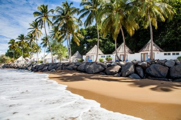 Image Courtesy Langley Resort Fort Royal, Guadeloupe
