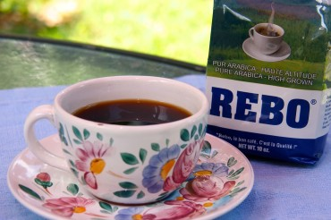 Rebo Gourmet Coffee from Haiti | SBPR
