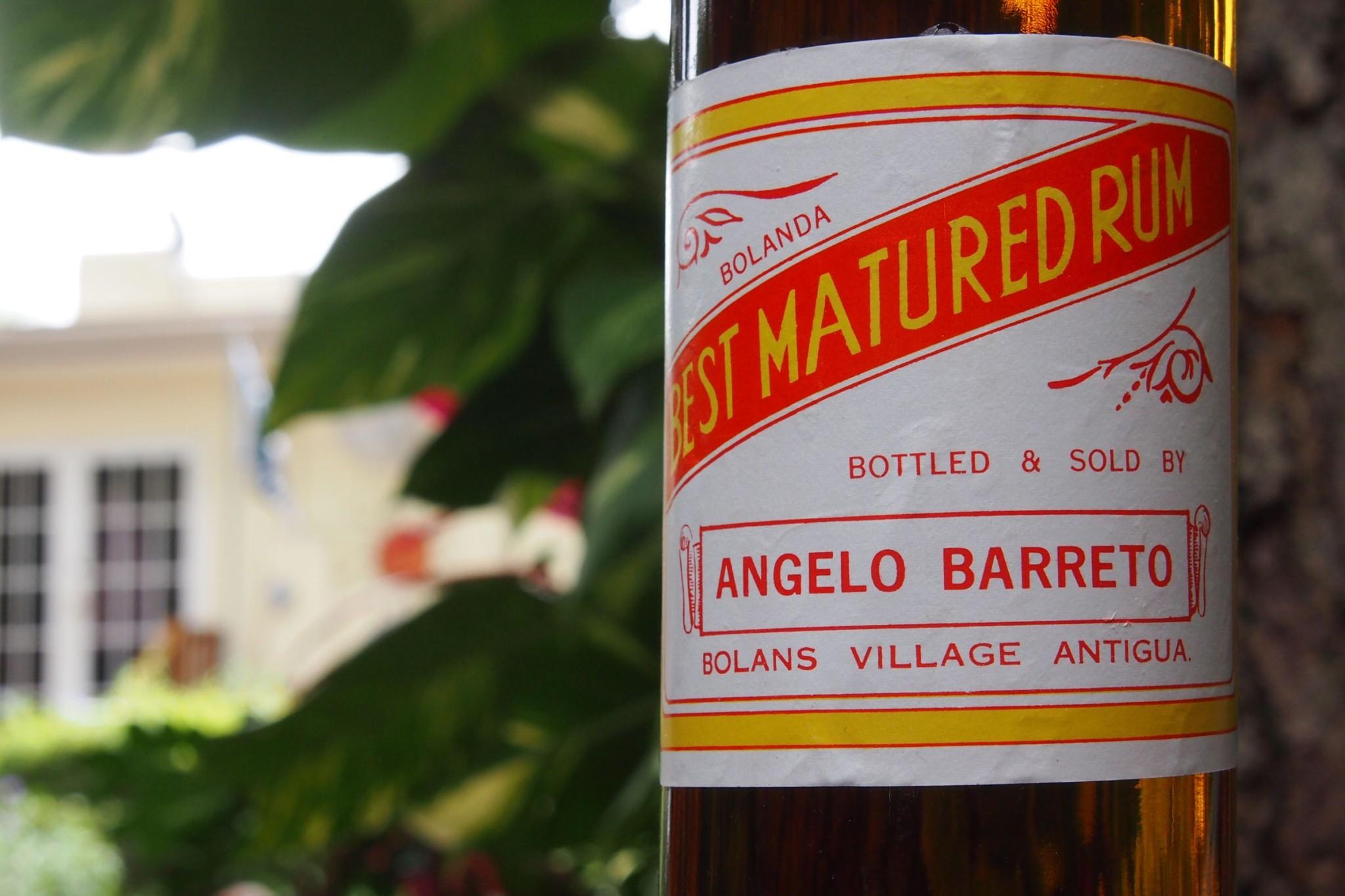 Friday Happy Hour: Bushy's 1 & 9 Best Matured Rum from Antigua