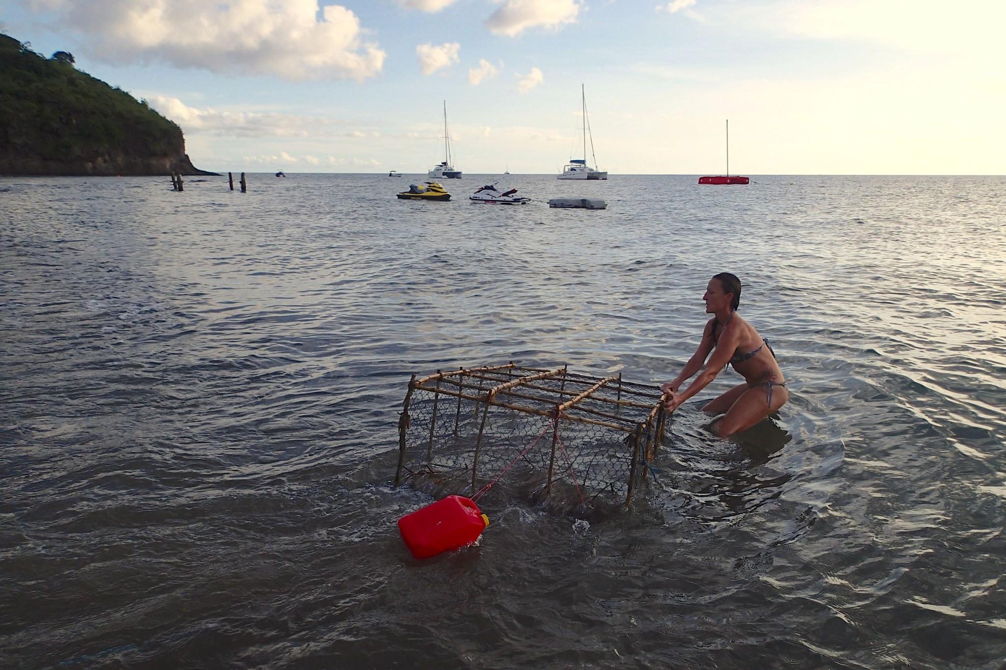 Lobster Night Spectacle at Le Petibonum, Martinique: Taste of the Caribbean