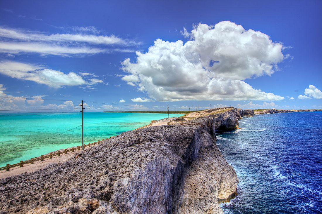 Uncommon Attraction Glass Window Bridge Eleuthera