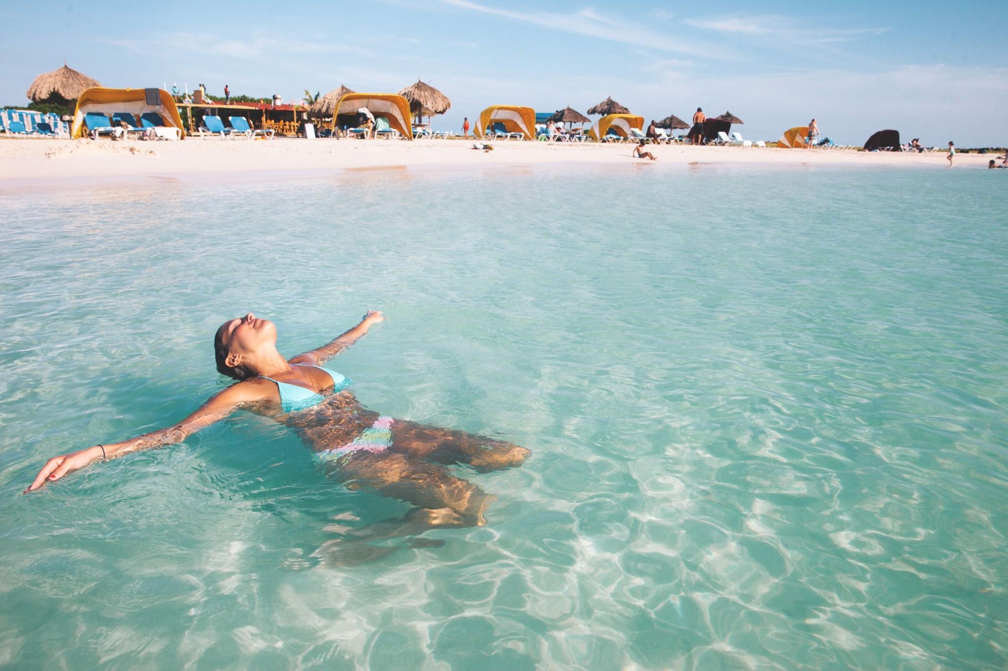 Basking in the Glory of Baby Beach, Aruba: Wish You Were Here