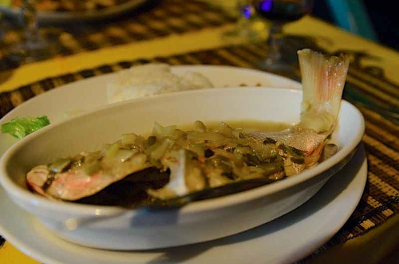 Sinfully Good Guadeloupean Cuisine at Le Coin des Pécheurs: Taste of the Caribbean