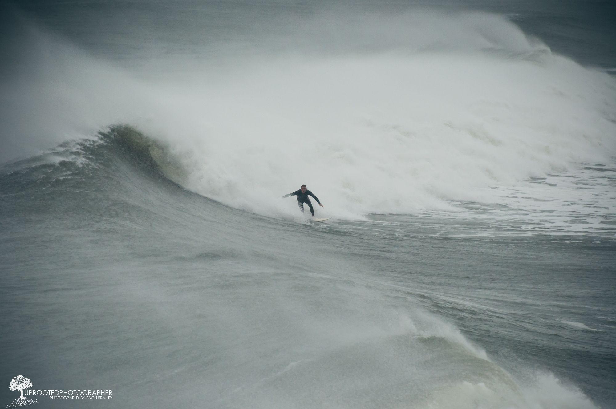 Saturday Video: Hurricane Season Surfing Thrills