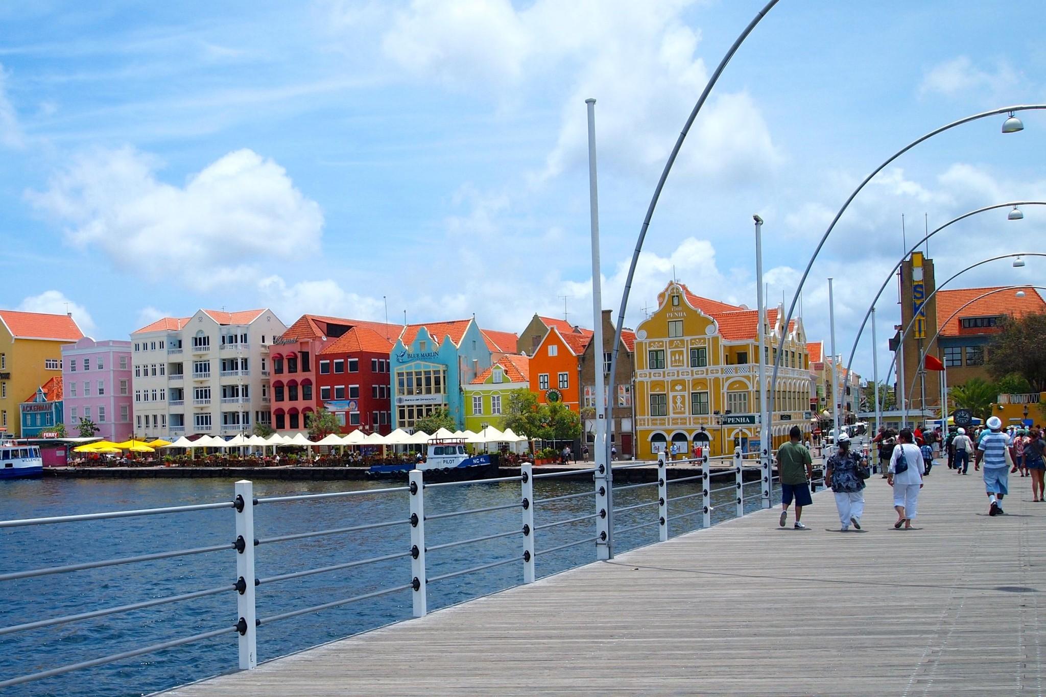 The Legendary Headache That Spawned Curacao's Colorful Skyline