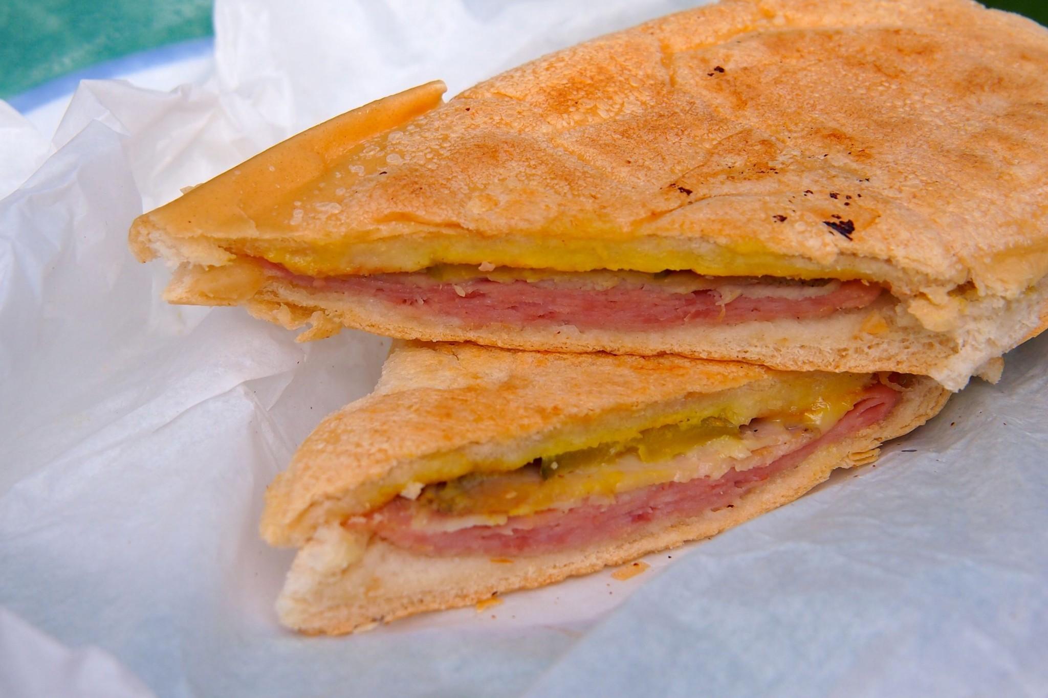 El Cubano, The Hearty Sandwich Born of Tobacco: Taste of the Caribbean