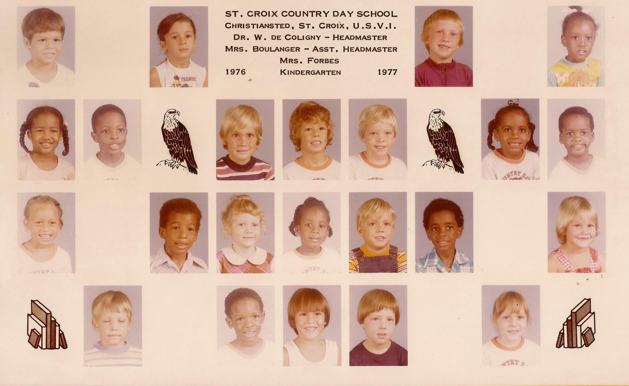 My Memories of Kindergarten in St. Croix and Linstead Market