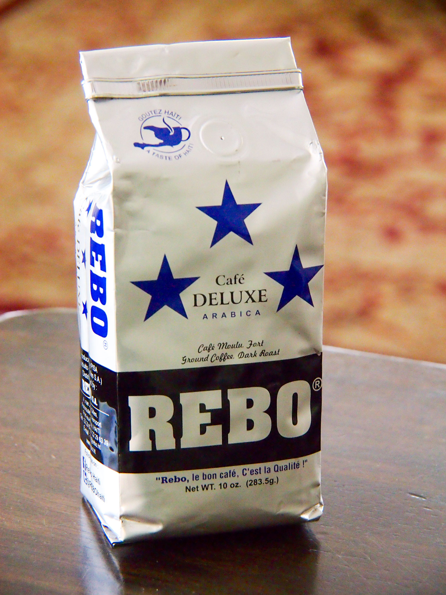 Cafe Rebo Deluxe Coffee Uncommon Caribbean