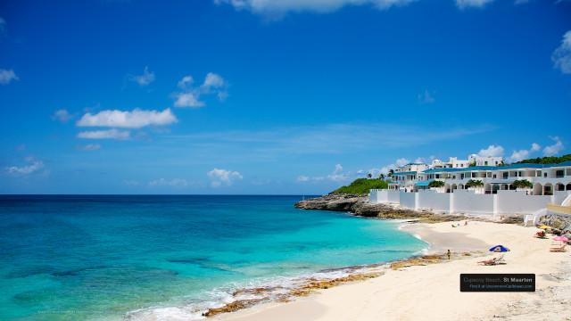 Cupecoy Beach, St. Maarten