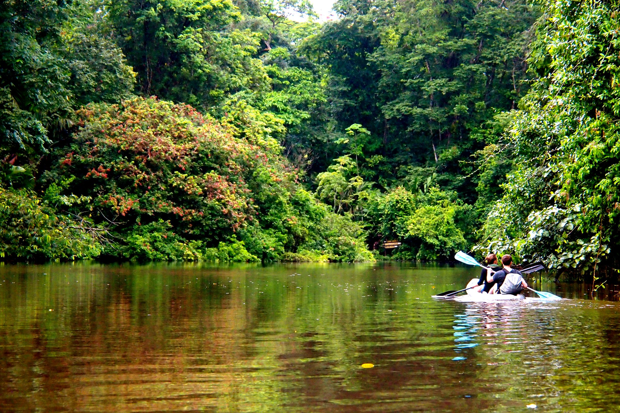 Costa Rica Kayak Tours