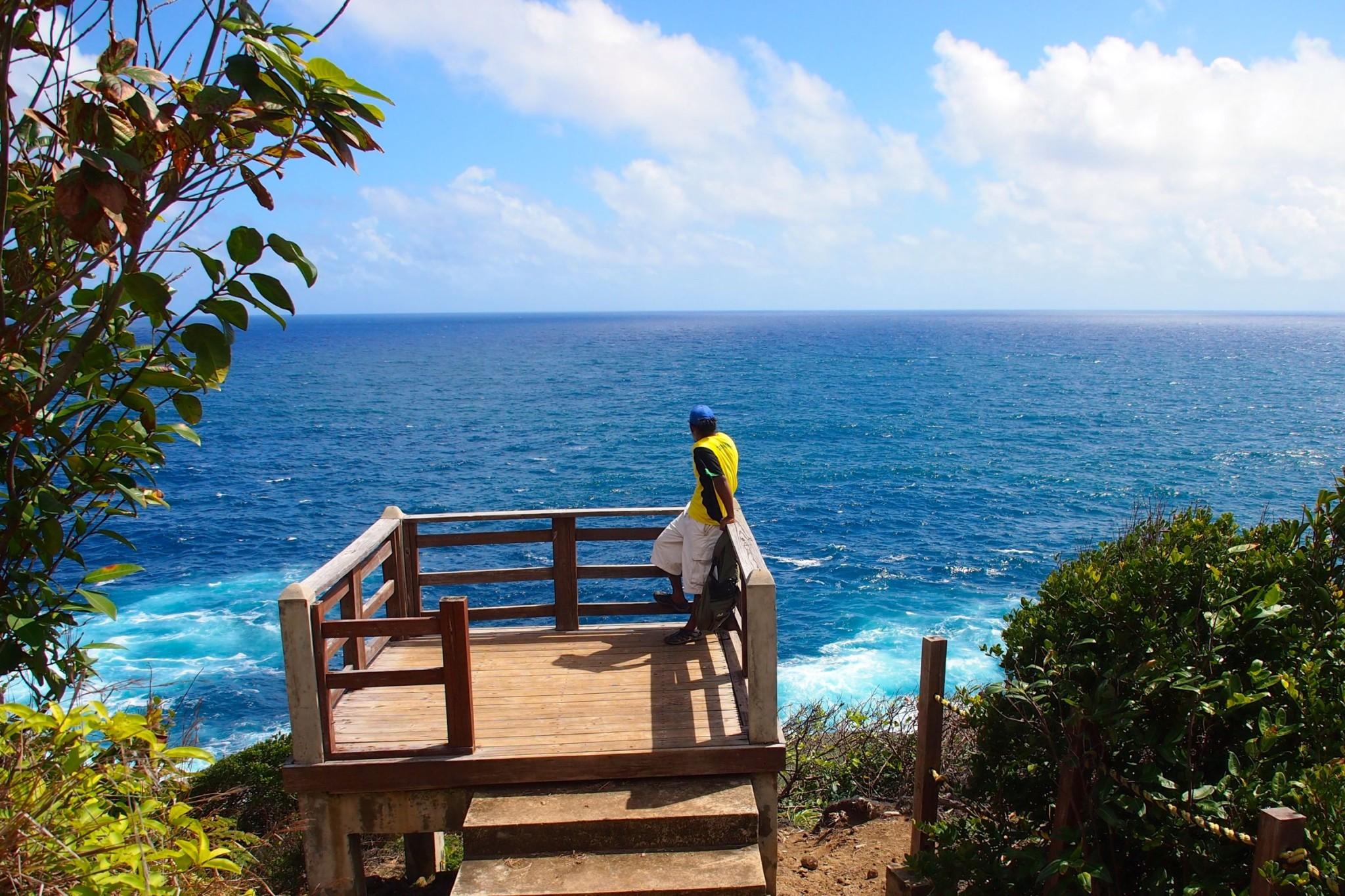 Mystical L'Escalier Tête Chien, Dominica: Uncommon Attraction