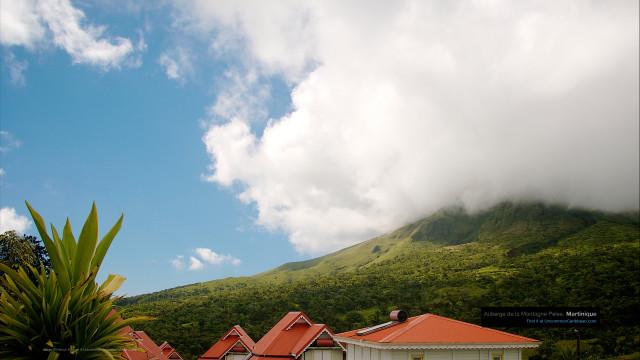 Auberge de la Montagne Pelee, Martinique