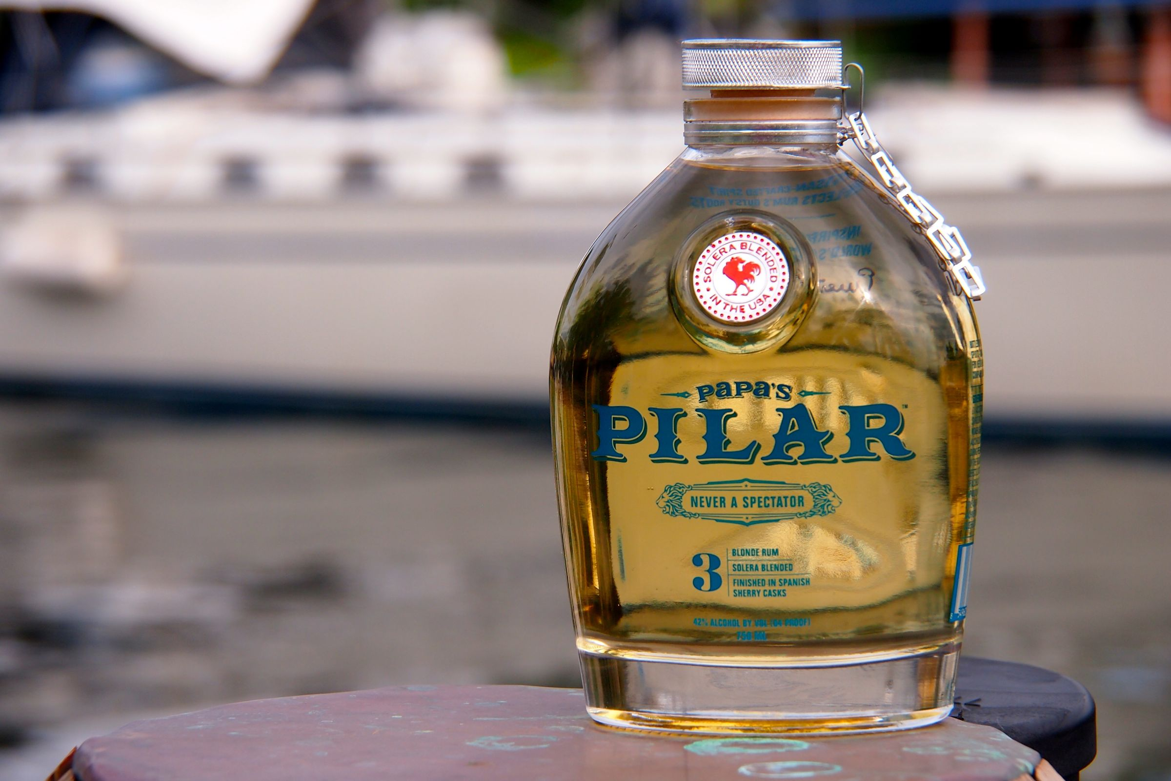 Friday Happy Hour: Having More Fun with Papa's Pilar Blonde