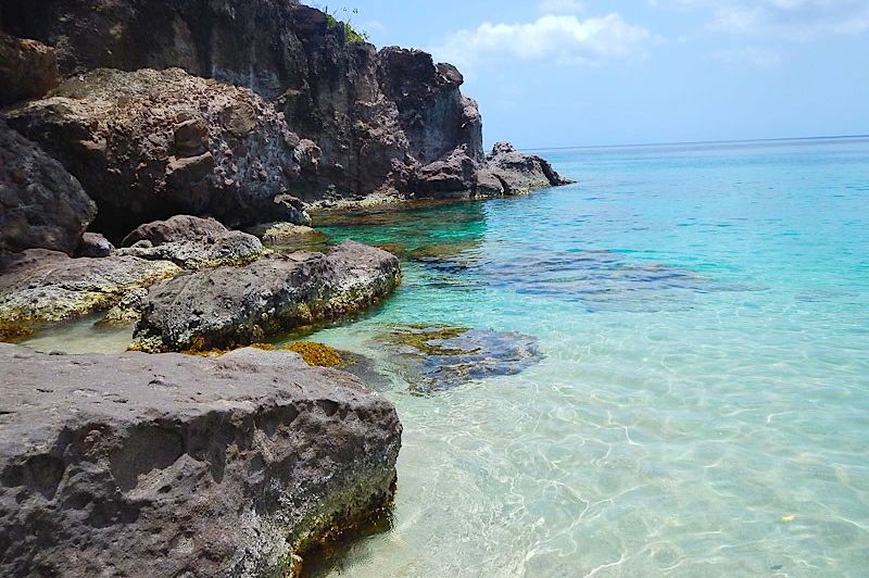 On-Site Guadeloupe: Secret and Sublime Snorkeling at Plage Leroux, Basse-Terre