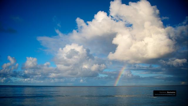 Rainbow, Barbados