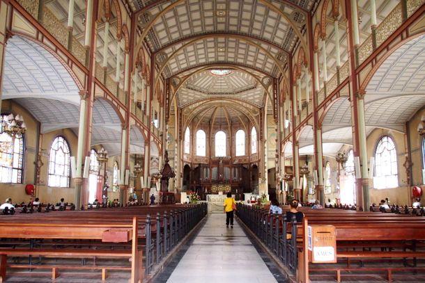 Saint Louis Cathedral Interior | SBPR