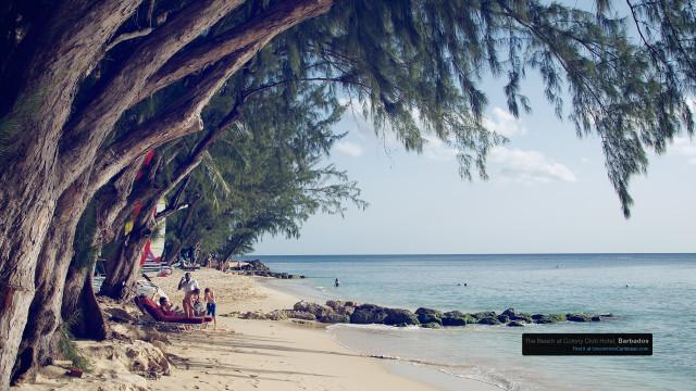 The Beach at Colony Club Hotel, Barbados