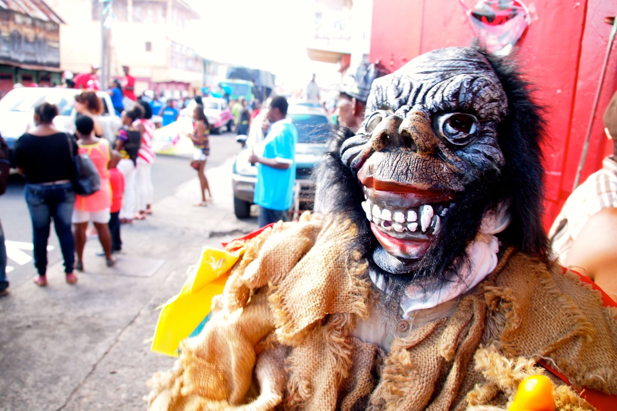 The Spooky Side of Caribbean Carnival Celebrations