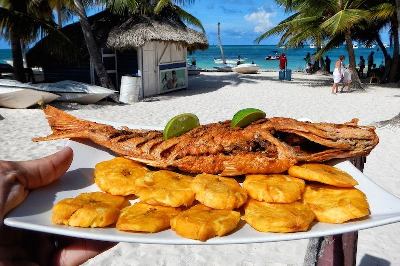 ... Dominican Republic, Not Your Ordinary Red Lobster | Dominican Republic