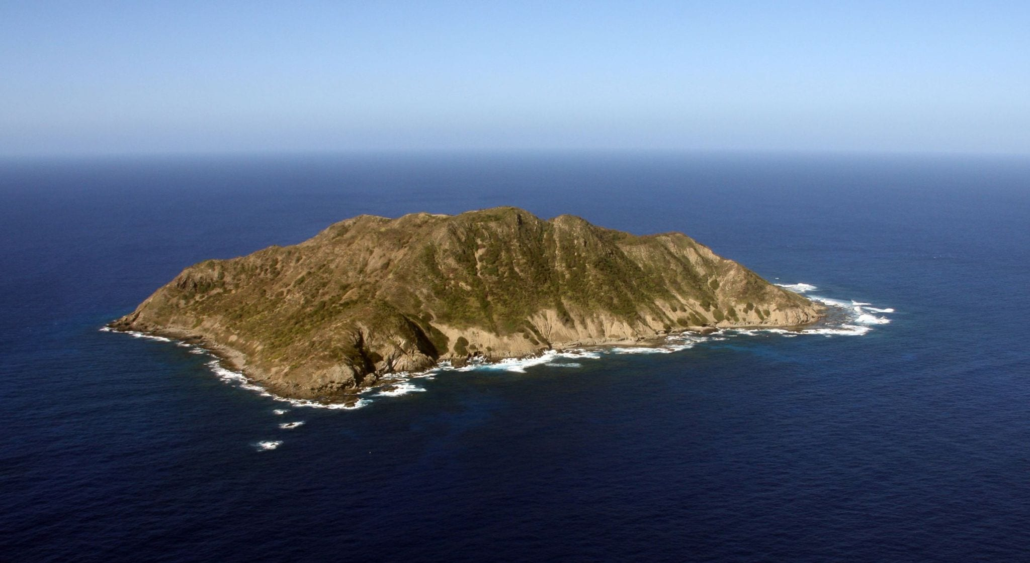 Puerto Rico's Desecheo Island, The Most Dangerous Destination in the Caribbean