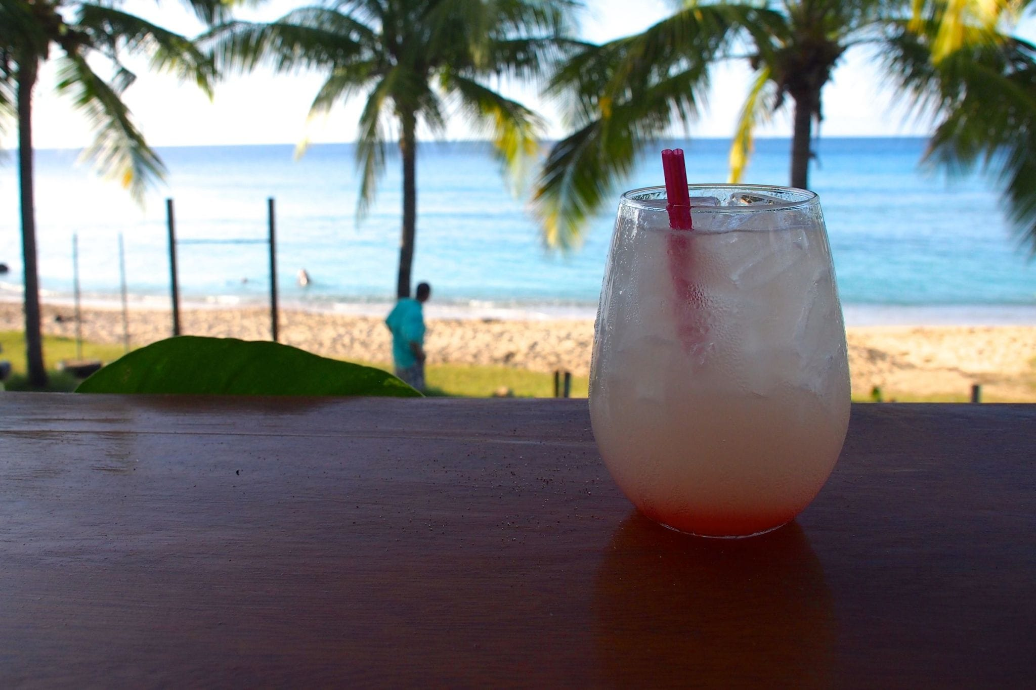 Help Us Name St. Croix Mixologist Frank Robinson's Latest Cocktail Creation