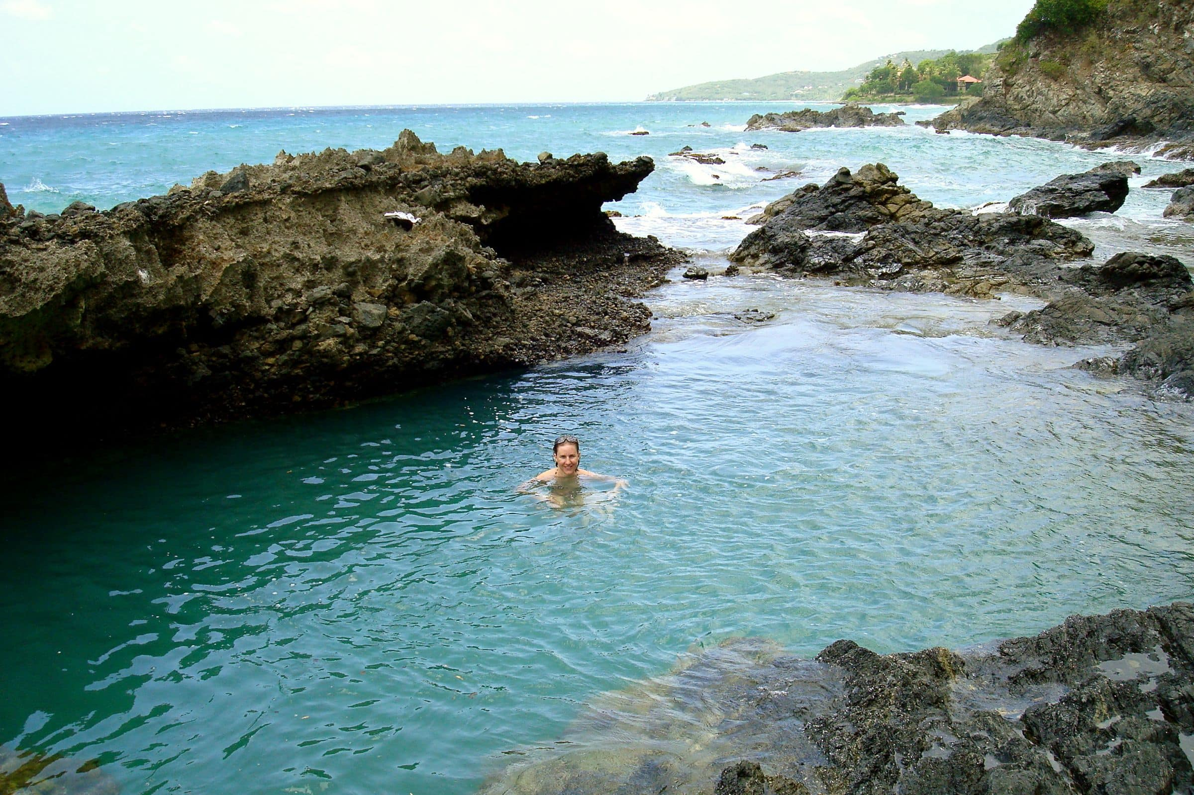 Uncommon Attraction Natural Tide Pools Of Nw St Croix St Croix U S Virgin Islands