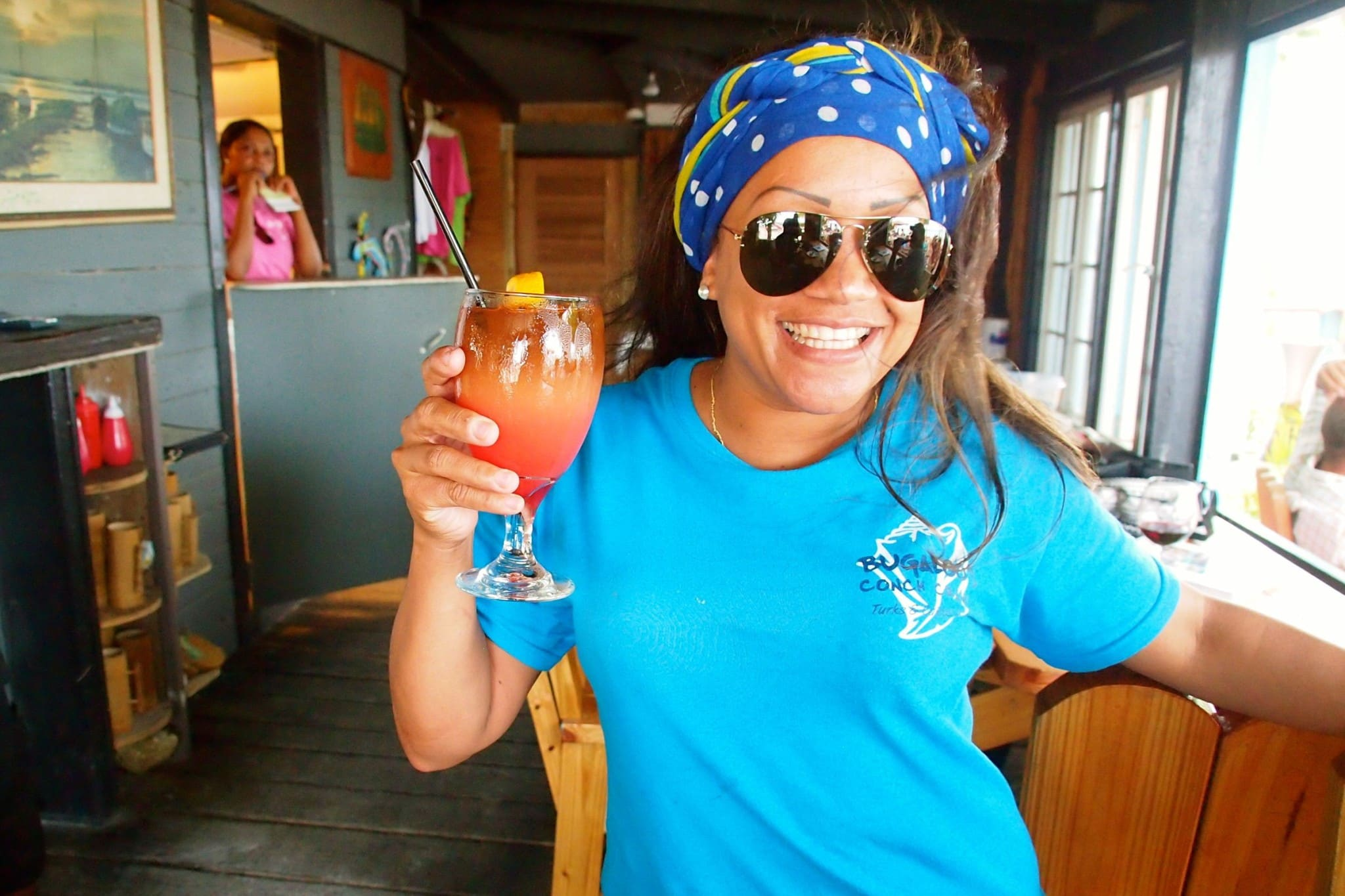 On-Site Provo: Breezy Good Times at Bugaloo's Conch Crawl