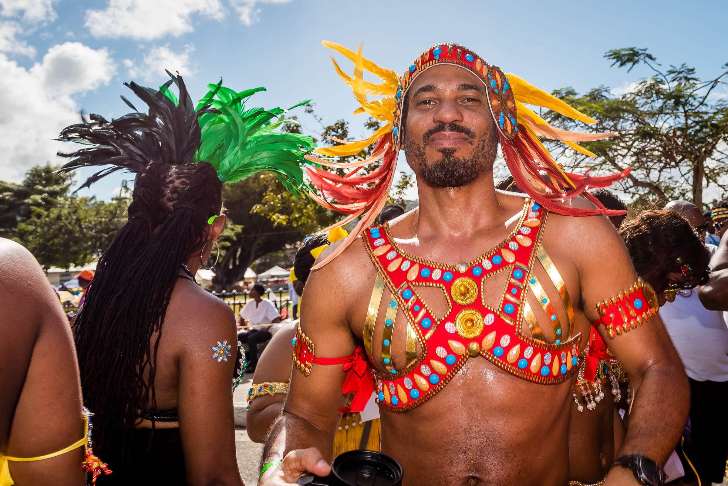 Francois Illas New Tradition: Photo Of The Day: Trinidad Carnival 2016 Dreams