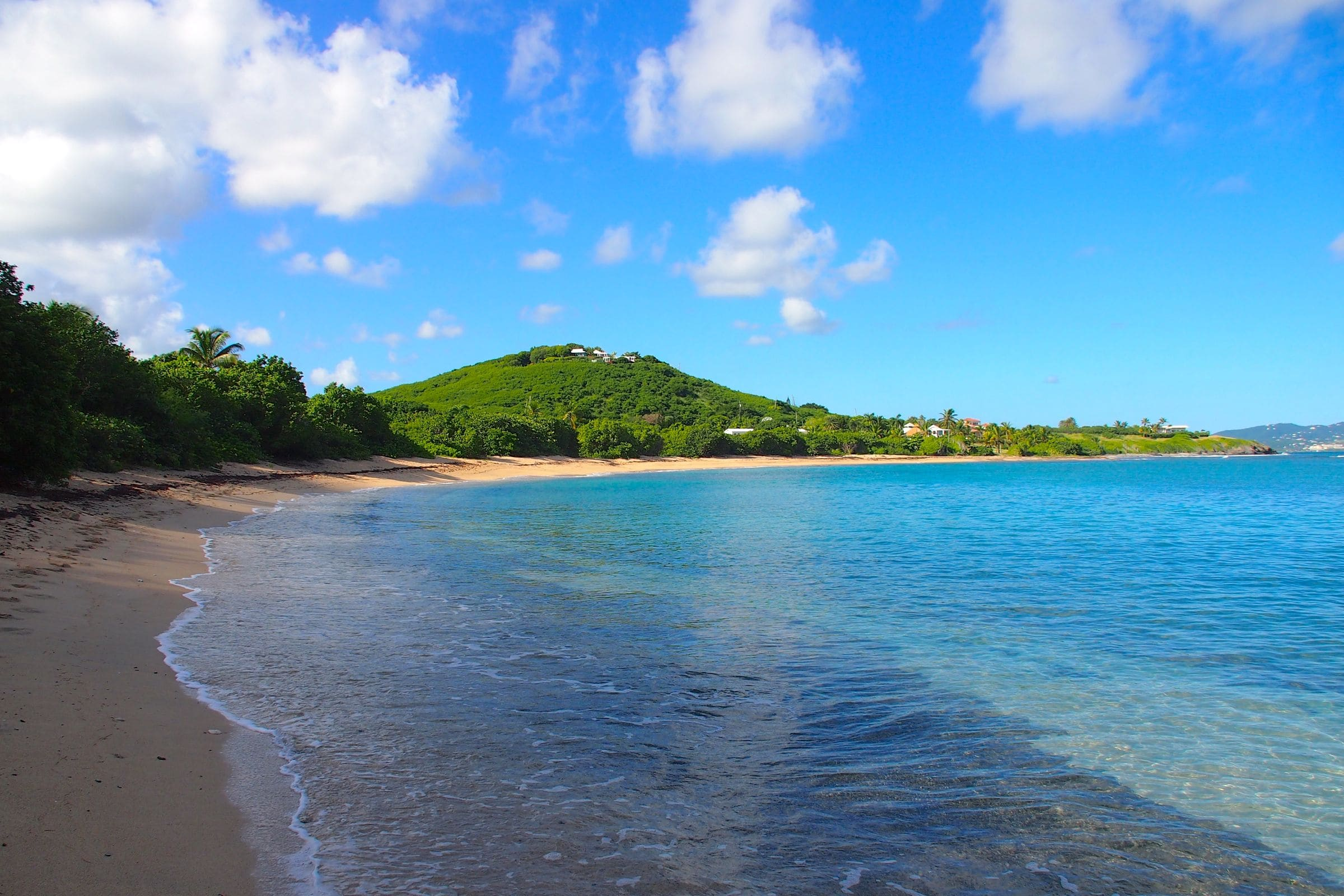 Photo Of The Day First Few Steps Onto Shoys Beach St Croix St Croix U S Virgin Islands