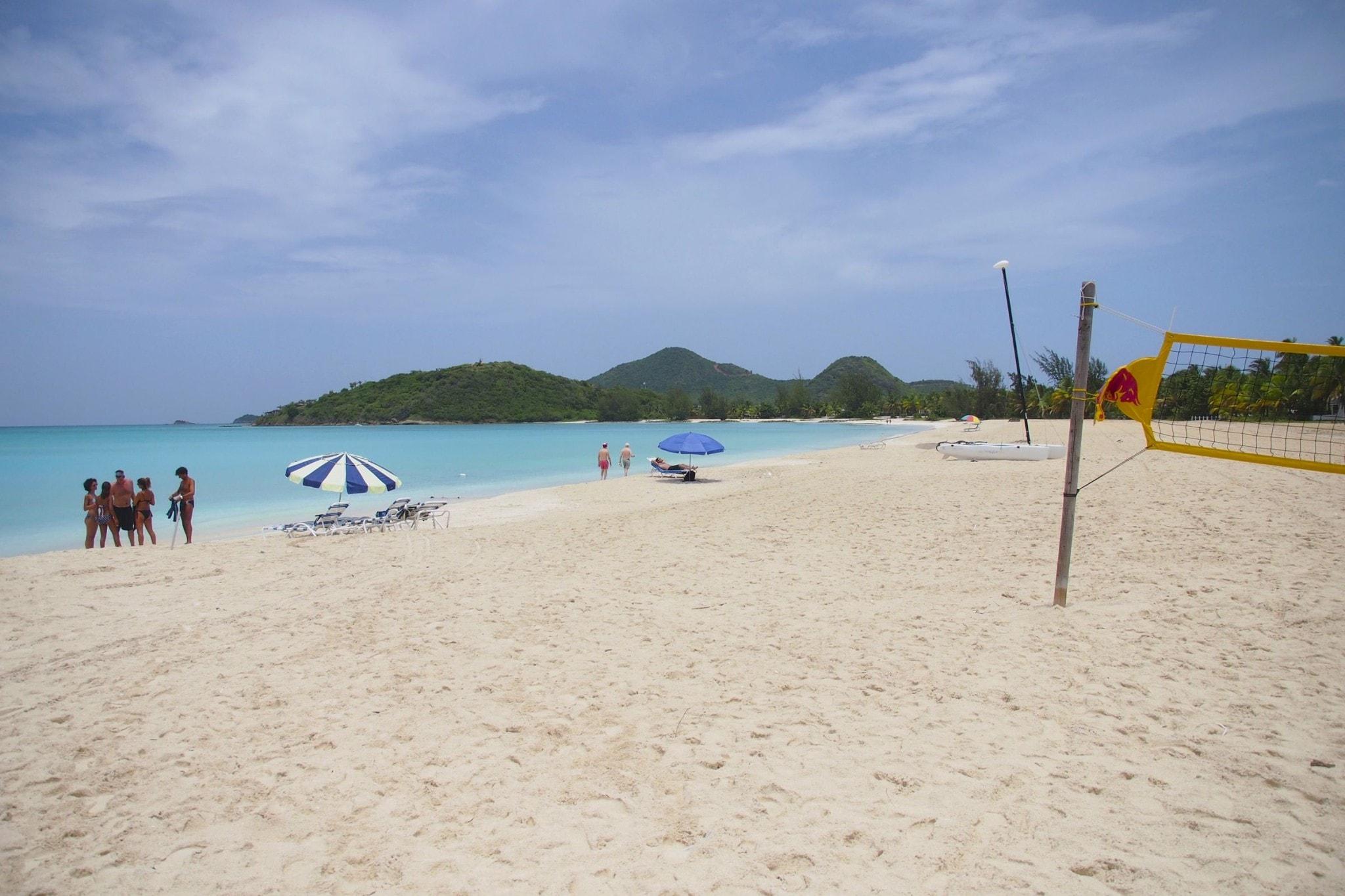 Not Enough Time for Castaways Antigua: Uncommon Envy