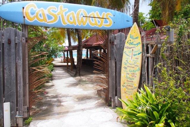 Castaways, Antigua | SBPR