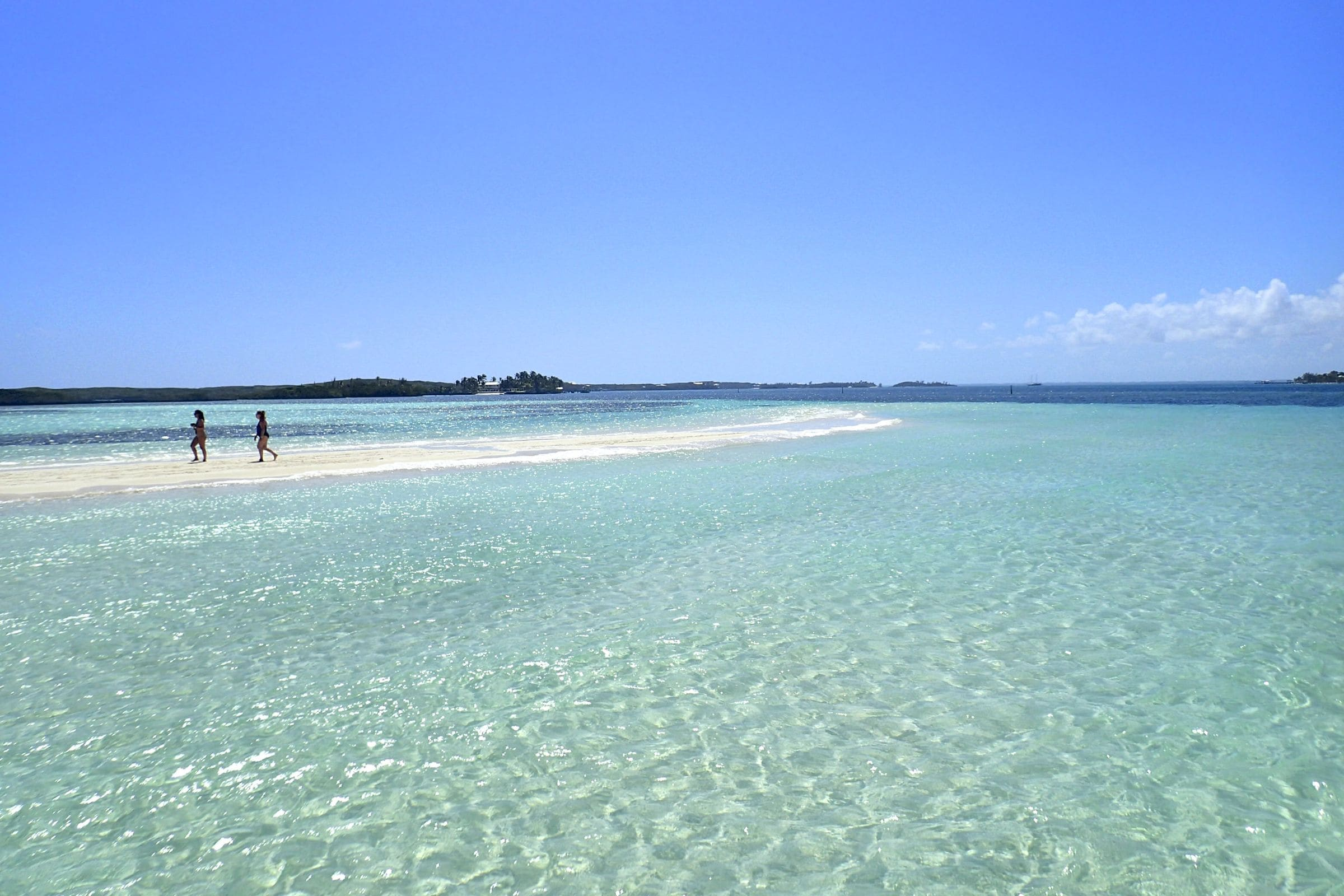 On Site Abaco Stopping For Lunch At Tahiti Beach Abaco
