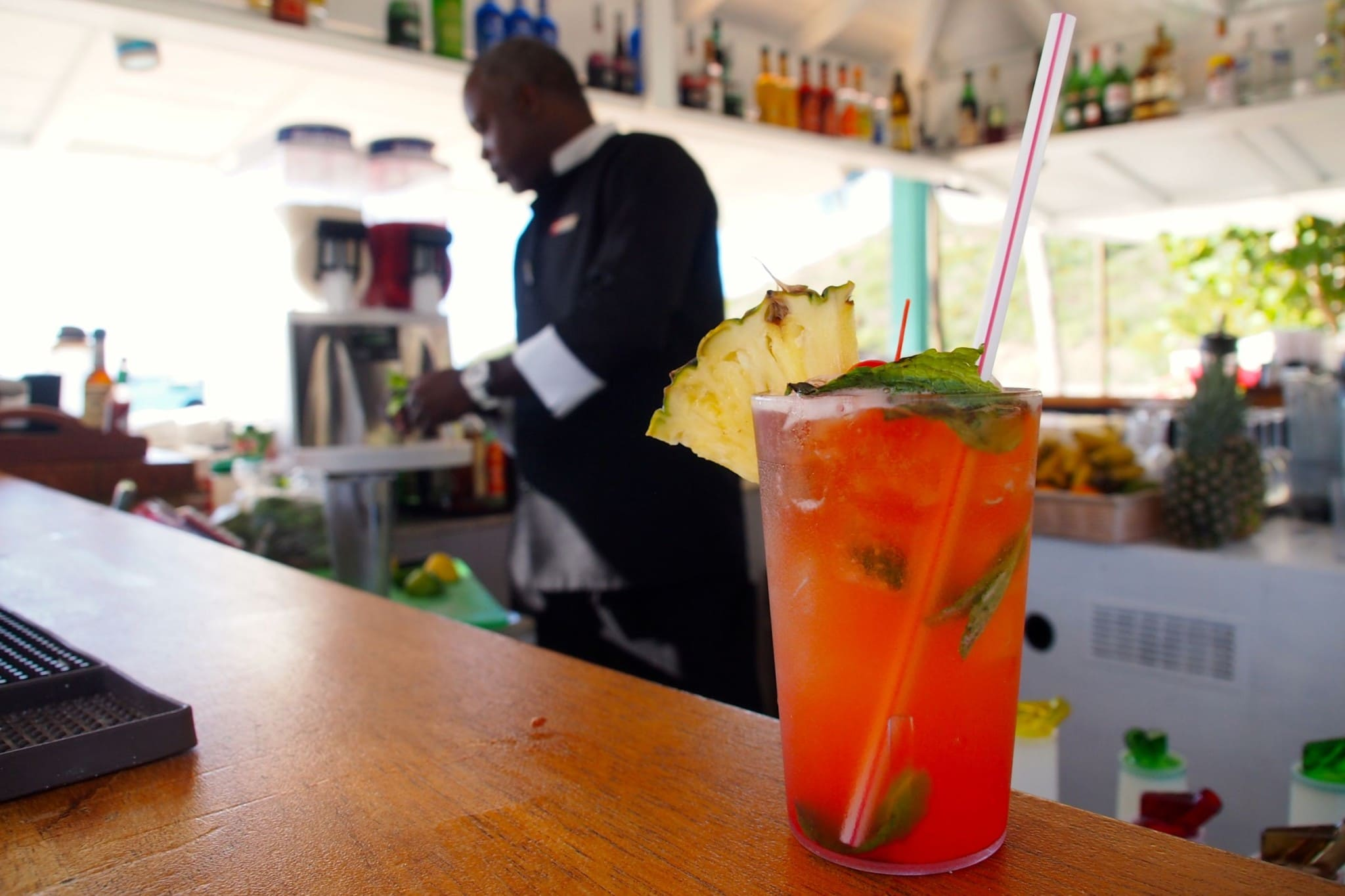 'It's All About Claude' Rum Cocktails at RIU Palace St. Martin