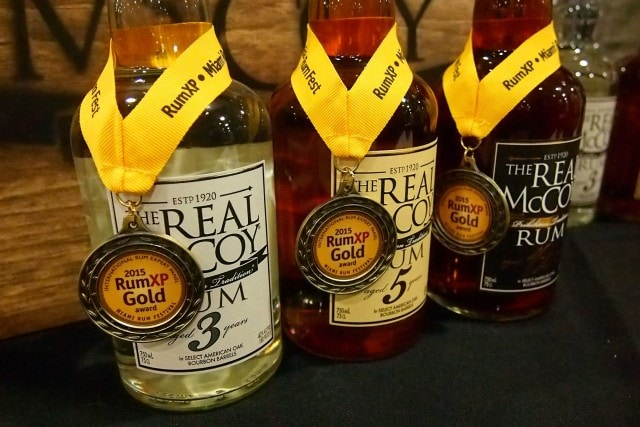 The Real McCoy Rum is just that! | SBPR