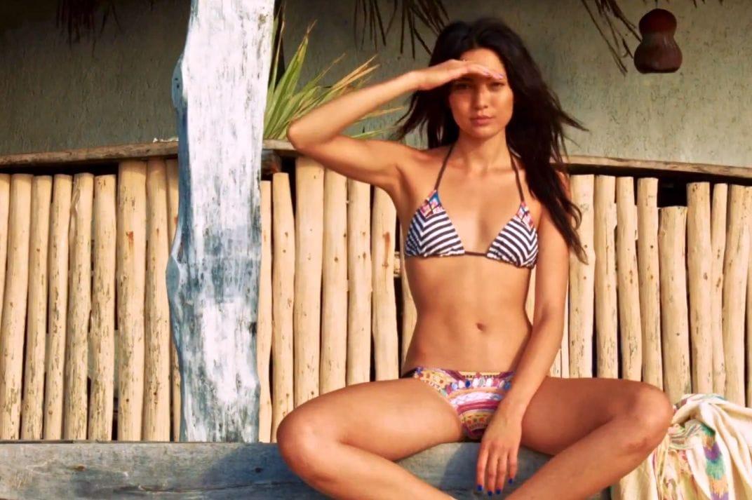Living Billabong's Bikini Kinda Life in Tulum, Mexico