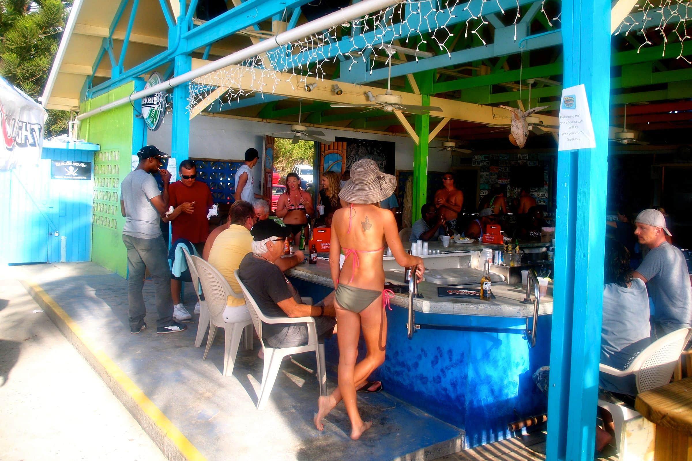 Sunday Funday At Rainbow Beach St Croix U S Virgin Islands