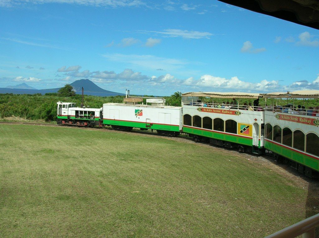 Riding The Rails Into The History Of St. Kitts