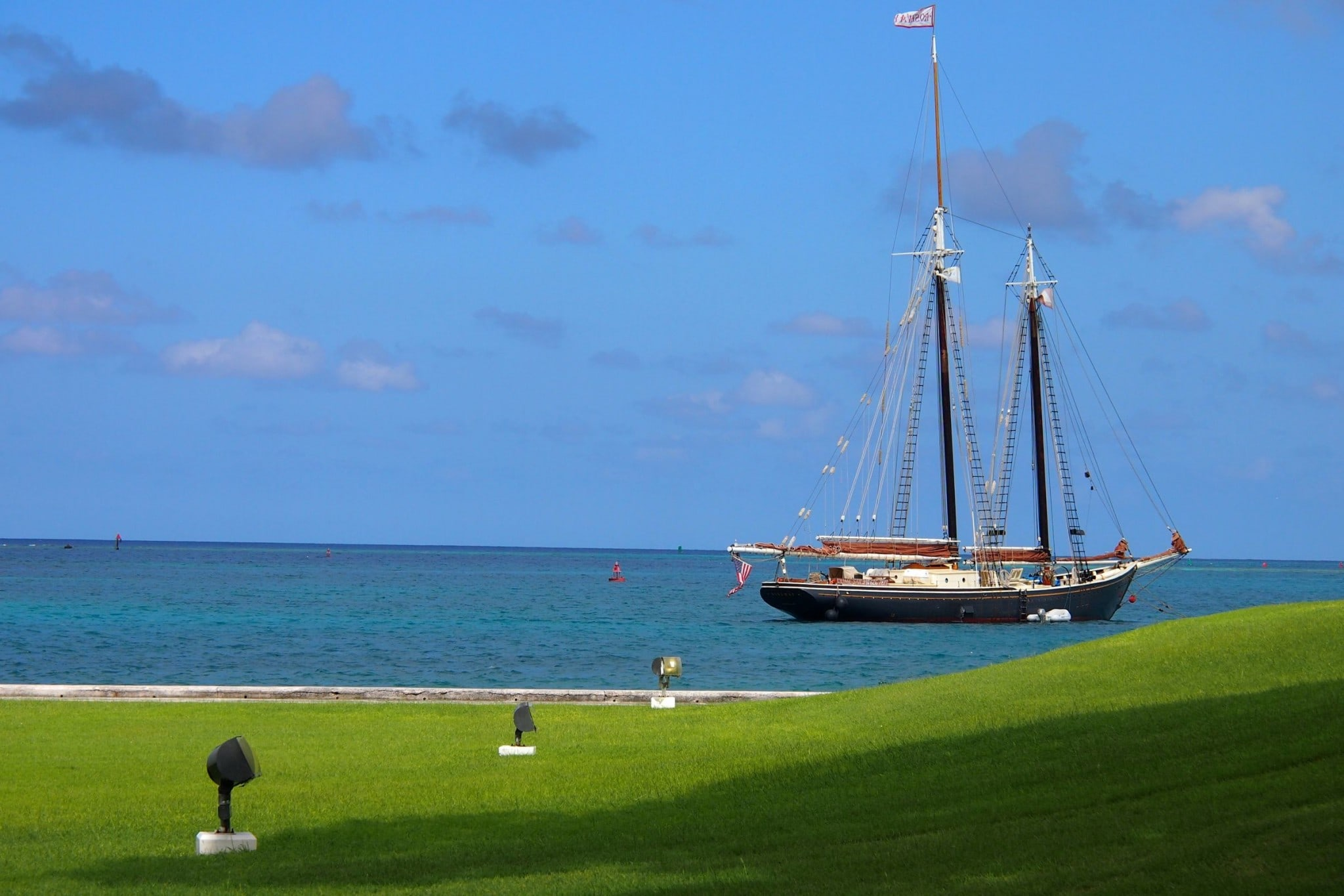 Sail Through New England's Maritime History in St. Croix Aboard The S/V Roseway