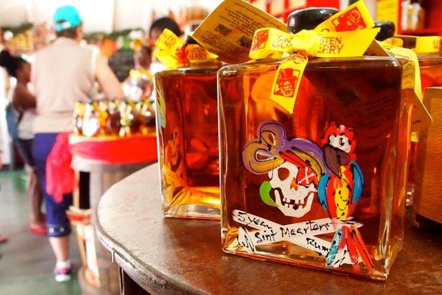 Guavaberry Brand 5YO Republic Rum | SBPR