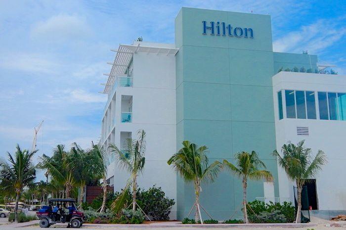 Checking Into The New Hilton at Resorts World Bimini