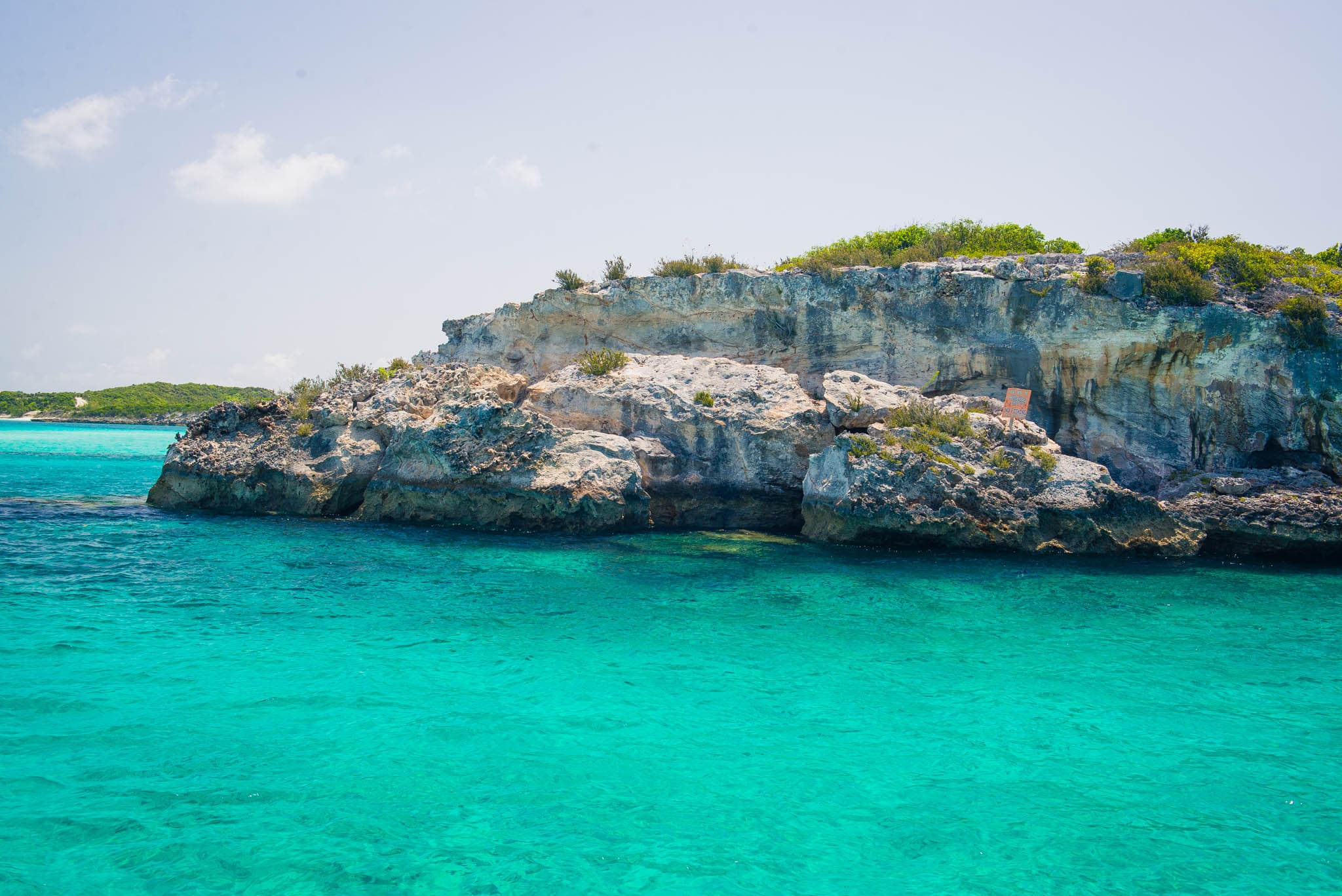 Thunderball Grotto This Awe Inspiring Adventure Comes In A Small Package Bahamas Exuma