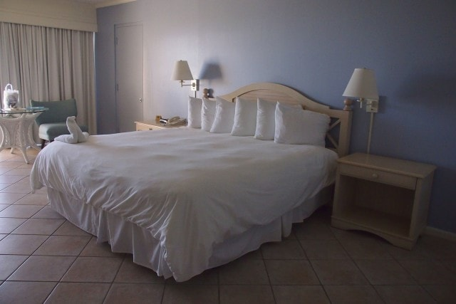 My room at Abaco Beach Resort and Boat Harbour Marina | SBPR