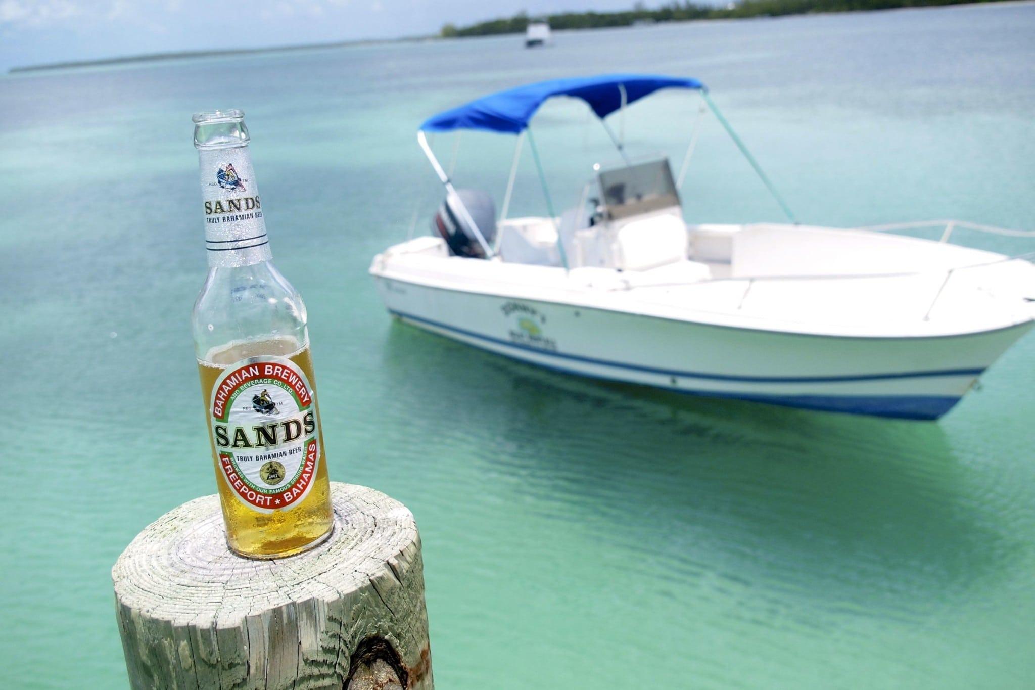 Friday Happy Hour, Bahamas Style…