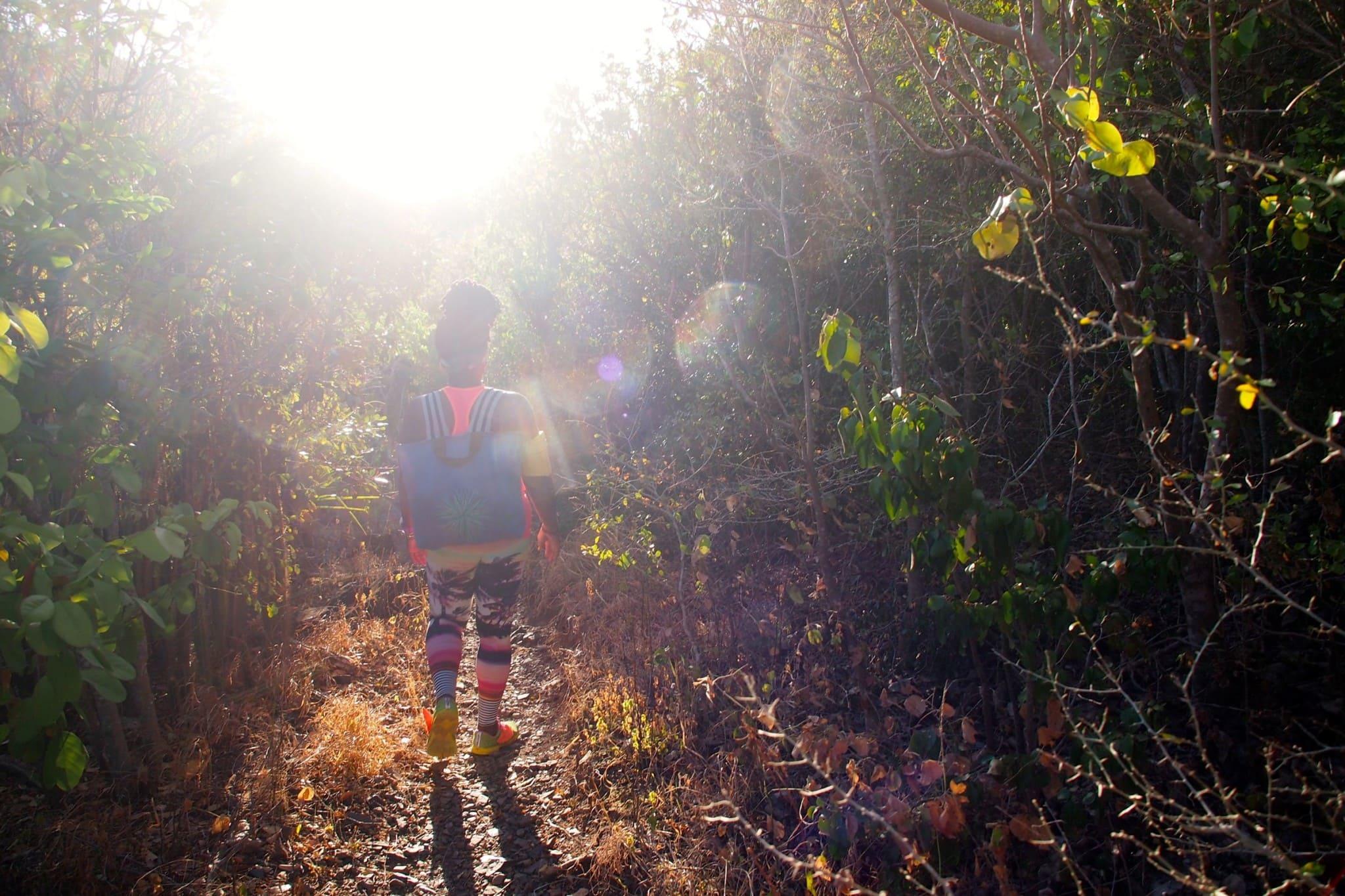 Hiking Around St. Martin With JetSetSarah