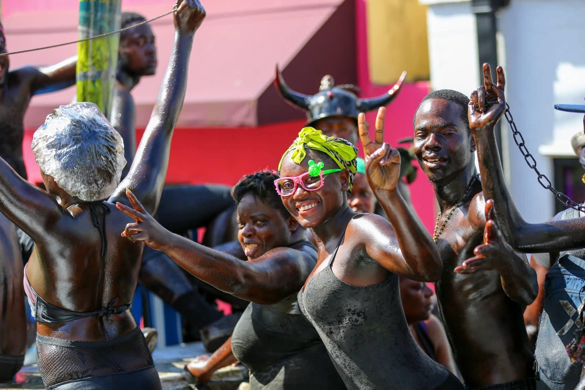 The Unbridled Joy Of Spicemas J Ouvert 2015 Grenada