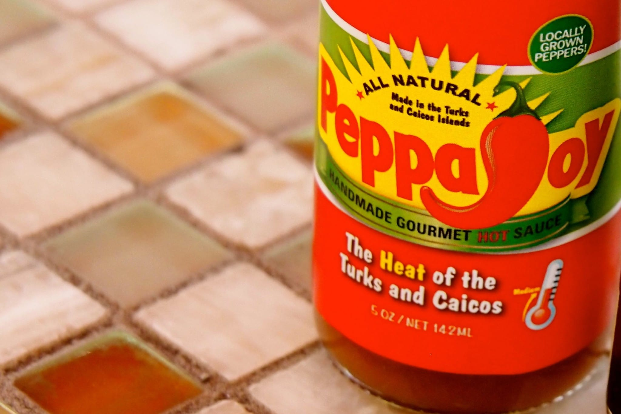 PeppaJoy Hot Sauce Turns Up De Heat in the Turks and Caicos