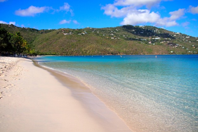 East end of Magens Bay, St. Thomas   SBPR